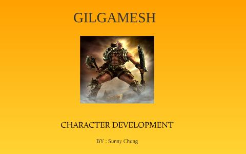 gilgamesh character traits