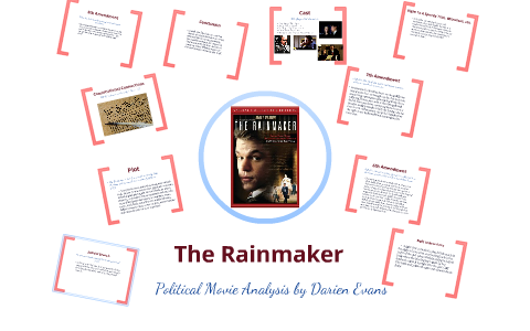 the rainmaker characters analysis