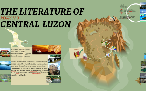 THE LITERATURE OF CENTRAL LUZON by junardin clave on Prezi