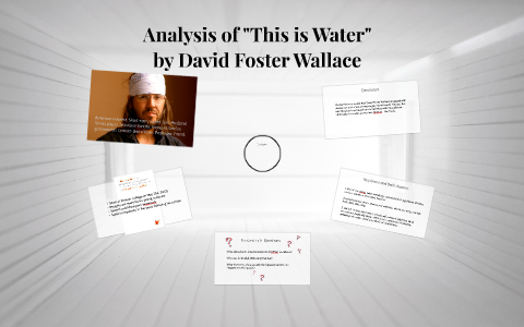 this is water analysis