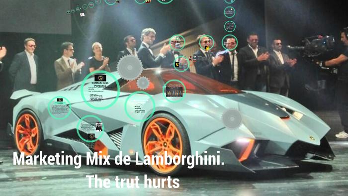 Marketing Mix De Lamborghini By Vanessa Soriano On Prezi