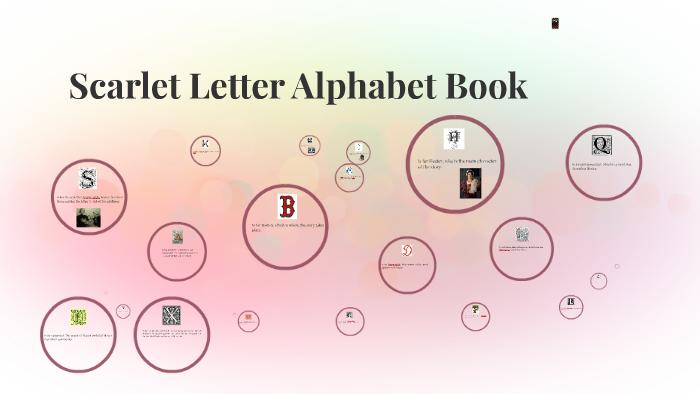 Scarlet Letter Alphabet Book by Emma Morrison on Prezi