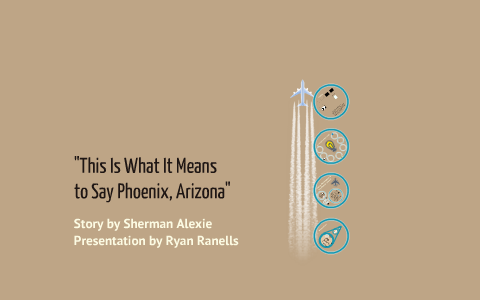 what does it mean to say phoenix arizona