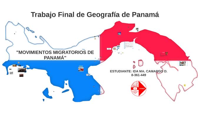 Movimientos Migratorios De Panama By Ida Maria On Prezi