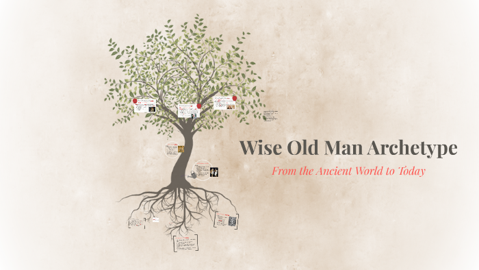 wise old man archetype examples