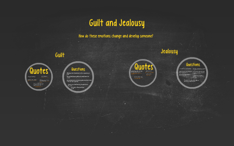 A Separate Peace Guilt And Jealousy By Shellina Mahmood On Prezi
