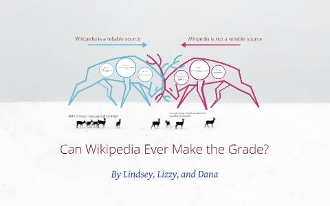 can wikipedia ever make the grade essay