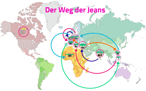 Der Weg der Jeans by Tanja Väth on Prezi
