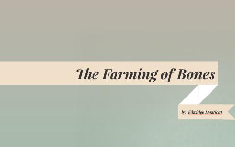 the farming of bones characters