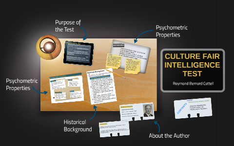 Culture Fair Intelligence Test by Mary Grace Catalan on Prezi