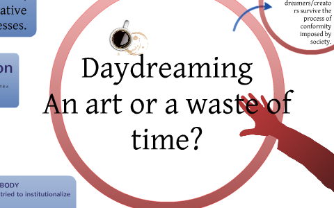 Day-dreaming- an art or a waste or time? by Norma Ortiz on Prezi