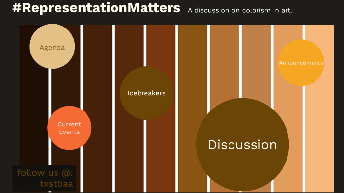 Representation Matters: The history of Colorism in Art by ...