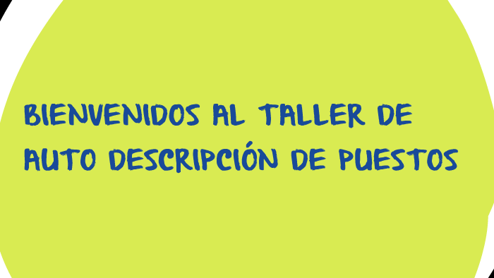 Auto Descripcion De Puestos By Rodrigo Calderon On Prezi