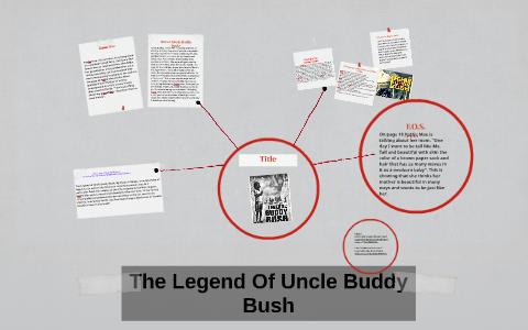 the legend of buddy bush moses shelia p