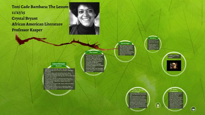 the lesson bambara