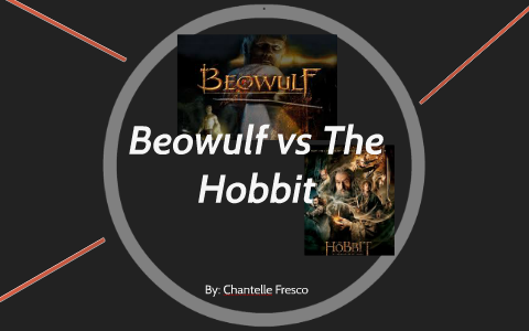 the hobbit as beowulf retold