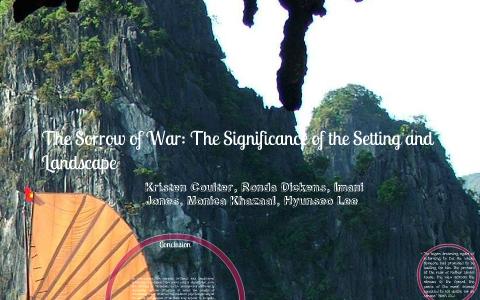 the sorrow of war summary
