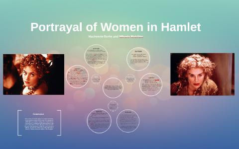 women in hamlet