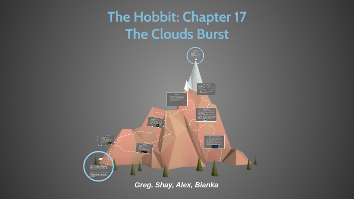 The Hobbit Chapter 17 By Gregory Markowitz On Prezi