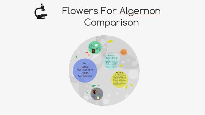 Flowers For Algernon Comparison by Lexie Hastings on Prezi