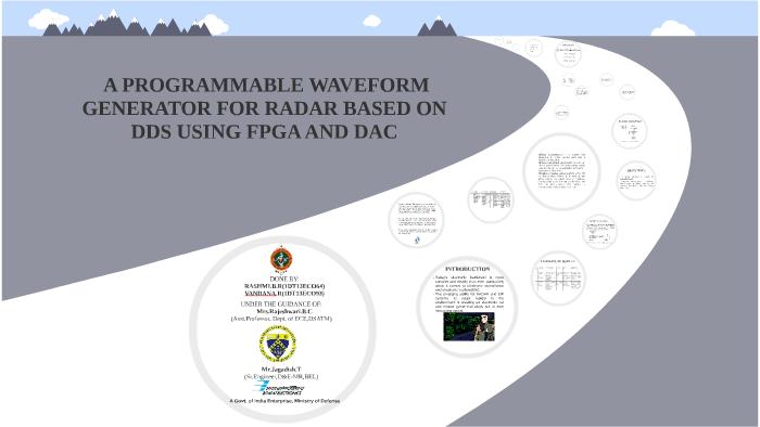 Fpga Waveform Generator