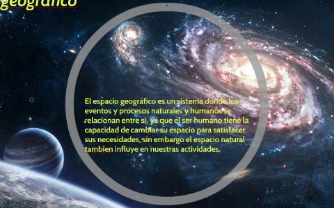 Características Del Espacio Geografico By Jesus Anher On Prezi