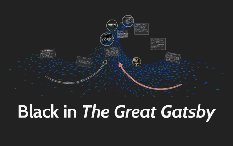 Black In The Great Gatsby By Andrea Molina On Prezi