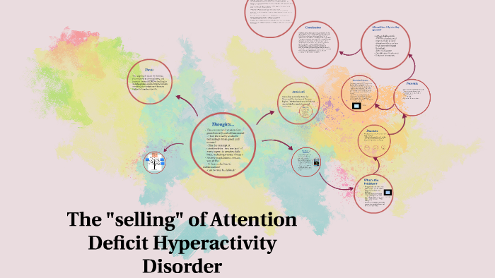 The Selling Of Attention Deficit >> The Selling Of Attention Deficit Hyperactivity Disorder By Izzi Kh