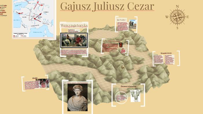 Gajusz Juliusz Cezar By Kasia Hayder On Prezi