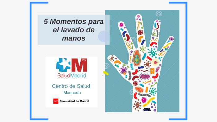5 Momentos En El Lavado De Manos By Carlos Chamizo