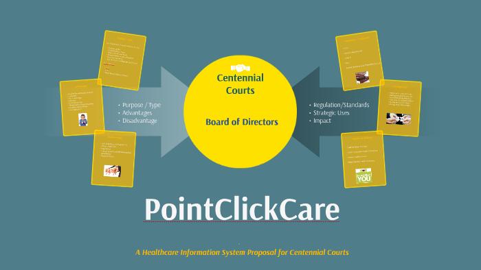 PointClickCare by Stephanie Fischer on Prezi