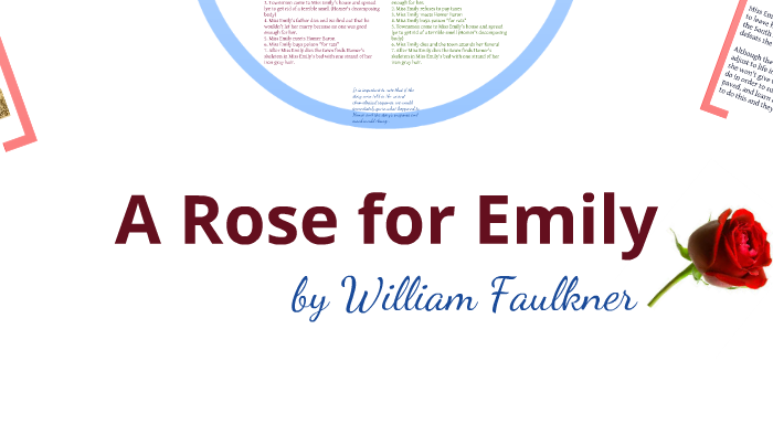 a rose for emily important quotes