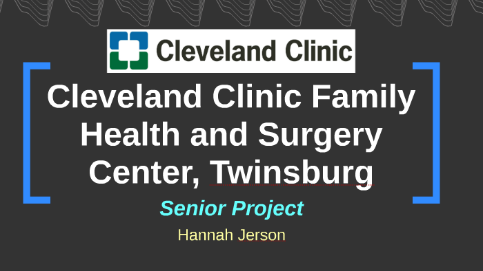 Cleveland Clinic Family Health and Surgery Center, Twinsburg