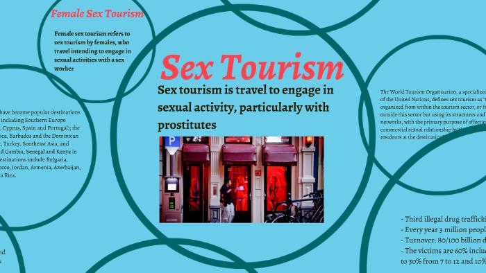 Sex tourism female The top