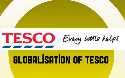 tesco globalisation failure