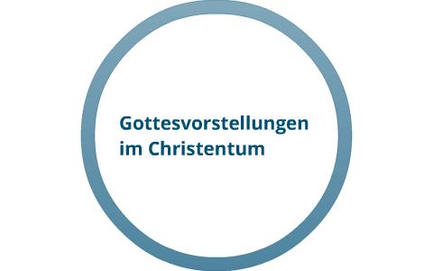 Gottesvorstellung Christentum