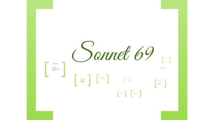 sonnet 69