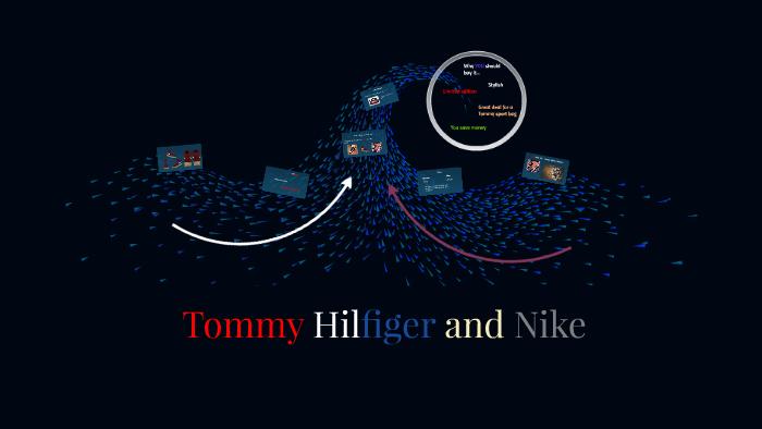 41ecb010c68849 Tommy Hilfiger and Nike by Arlet Morejon on Prezi