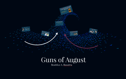 guns of august sparknotes