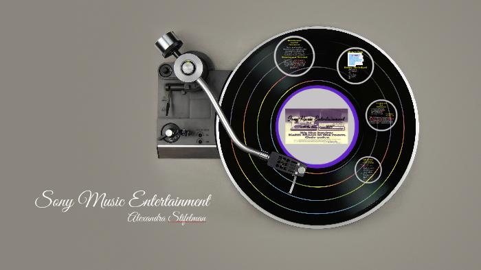 Sony Music Entertainment by Alex Stifelman on Prezi