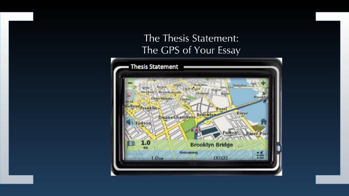 gps thesis