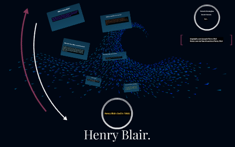 Henry Blair By Hannah Pennington On Prezi