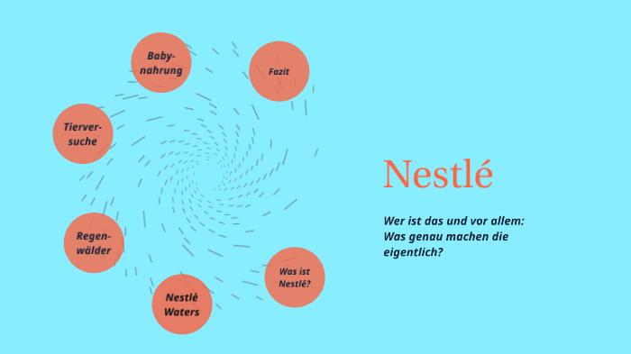 Tochterfirmen nestle Auslandsinvestments: Nestlé: