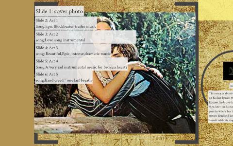 Romeo and juliet soundtrack by Austin Chavez on Prezi
