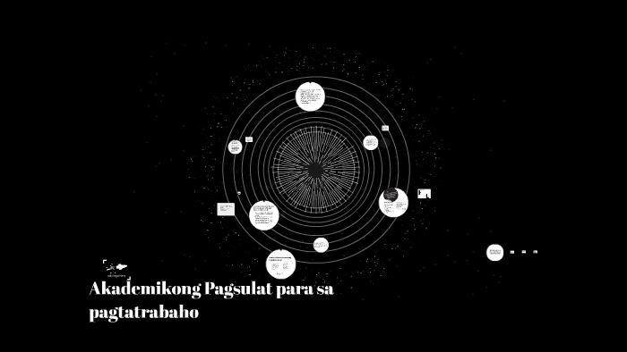 Introduksiyon sa Pagsulat para sa Pagtratrabaho by benedik