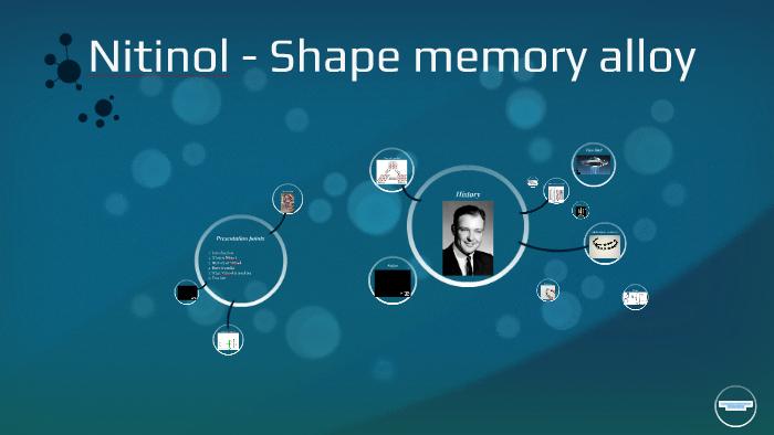 Nitinol - Shape memory alloy by Dawid Sosenka on Prezi