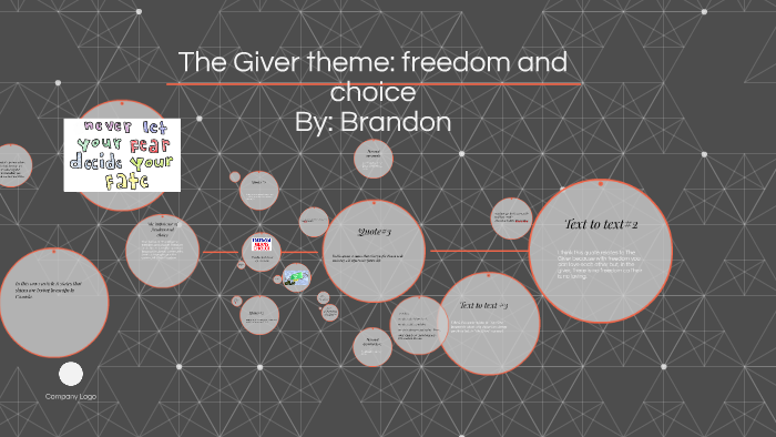 The Giver Theme Freedom And Choice By Dead Poop On Prezi