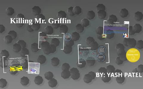 killing mr griffin book summary