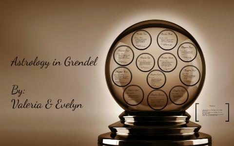astrology in grendel