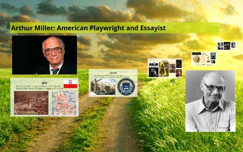 American playwright and essayist self analysis essay